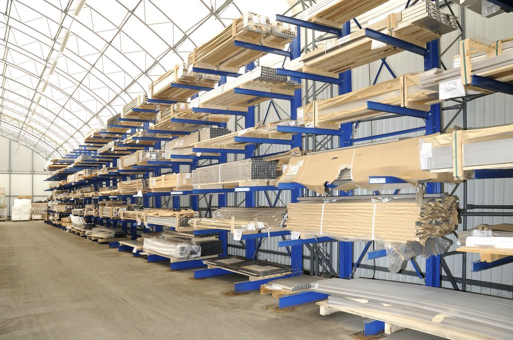 Cantilevered Racks Gallery 8